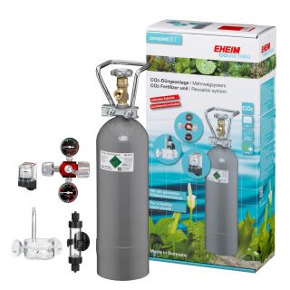 EHEIM CO2SET600 Complete set 2000g